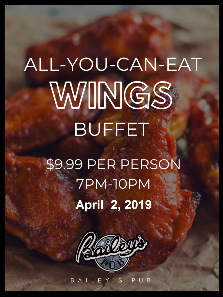All-You-Can-Eat Wings